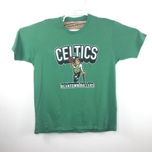 NBA Boston Celtics Beantown Ballers Shirt Size XL